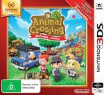 [3DS] Animal Crossing New Leaf $9.95 + Delivery ($0 with Prime/ $39 Spend) @ Amazon AU
