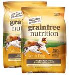 Natures Goodness Grain Free Dry Dog Food - $51.45 for 14kg (28% off) or $64.99 for 20kg (35% off RRP) @ Budget Pet Products