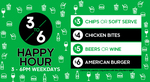 [NSW, VIC] Burger Project Happy Hour 3-6pm ($3 Chips, $4 Chicken Bites, $5 Beers, $6 Burgers)