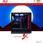 Win a Custom Matrexx-EX Gaming PC Worth $2,500 from PLE