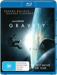 Gravity (Blu-Ray) - $6.98 + Delivery ($0 with Prime / $39 Spend) @ Amazon AU