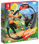 [Switch] Ring Fit Adventure $110.07 Delivered @ The Gamesmen eBay