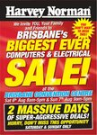 Harvey Norman Computers & Electrical Sale (Brisbane Only)