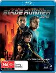 Blade Runner 2049 Blu-Ray $6.50 + Delivery ($0 with Prime/$39 Spend) @ Amazon AU