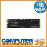 [eBay Plus] Samsung 970 EVO PLUS M.2 500GB $160.65 Delivered (+ $16 Cashback via Redemption) @ Computer Alliance eBay