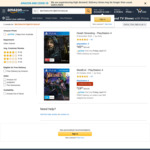 [PS4] Death Stranding $45 Delivered, MediEvil $19 + Delivery (Free with Prime/ $39 Spend) @ Amazon AU
