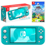 Nintendo Switch Lite Console with The Legend of Zelda Links Awakening $315.31 Delivered Yellow/Grey/Turquoise @The Gamesmen eBay