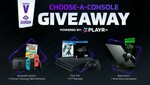Win a Gaming Console of Choice from Valor2s