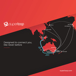 nbn UltraFast 250/25 $129, 250/100 $209, 200/200 $219, 1000/50 $149.95 (3TB Limit) @ Superloop
