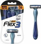 BIC Flex 3 Disposable Men's Razors - Pack of 8 $4.78 ($4.30 with S&S) + Delivery ($0 with Prime/ $39 Spend) @ Amazon Au