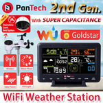 [eBay Plus] Pantech Professional Weather Station PT-WH2900 Wi-Fi $159.08 Delivered (Was $198.85) @ Flora Livings eBay