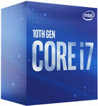 Intel Core i7-10700 $568 + $9.95 Regular or $14.95 Express @ Toptek Online