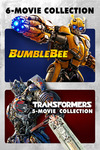 Bumblebee + Transformers 1-5, The 6 Movie Collection: $19.99 @ iTunes AU