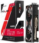 Sapphire Pulse Radeon RX 5700 XT 8G $649 + Delivery or C&C @ Scorptec