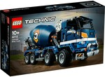 LEGO 42112 Technic Concrete Mixer Truck $149 (RRP $179.99) + $7.99 Delivery (Free C&C) @ Big W