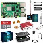 Raspberry Pi 4 Complete Starter Kit with Pi 4 Model B 4GB RAM Board, 32GB MicroSD Card $127.49 Delivered @ Globmall via Amazon