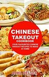 """[eBook] Free: """"Chinese Takeout Cookbook"""" (Your Favorites Chinese Takeout Recipes To Make At Home) $0 @ Amazon AU, US"""