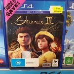 [VIC, PS4] Shenmue III - $14 @ JB Hi-Fi (Greensborough)