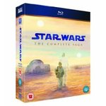 Star Wars: The Complete Saga [Blu-Ray] AUD $69.58 Delivered @ Amazon UK