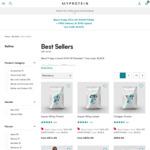 50% off Storewide (Free Delivery over $150 Spend) @ Myprotein