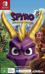 [Switch] Spyro Reignited Trilogy $24 + Delivery ($0 with Prime/ $39 Spend) @ Amazon AU