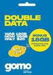 Free Gomo 36GB Data SIM Card Delivered @ FreeSIMCards.com.au