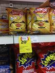 20c - Smith's Vegemite Potato Chips 90g - Coles, Thornlie, WA