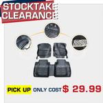 Custom 3D cargo Mat $4.99,custom 3D Floor Mats $29.99, 3D Leather Floor Mats $49.99 + Shipping @ Oriental Auto Decoration