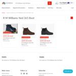 R. M. Williams Yard 365 Boots $395 Delivered (Made in Australia) @ OZ Australia