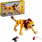LEGO 3in1 Wild Lion 31112 $12 or Dragon $15 or Dinosaur $15 + Delivery ($0 with Prime/ $39 Spend) @ Amazon AU