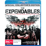 Big W - The Expendables (Special Collector's Edition)  $11.14 + $2.00 Postage