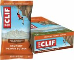 CLIF Energy Bar Crunchy Peanut Butter 12x68g $8.85 + Delivery ($0 with Prime/ $39 Spend) @ Amazon Warehouse