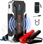 [Lightning Deal] AUTOGEN 2000A Car Jump Starter Power Bank with 10W Wireless Charger $94.41 Delivered @ OZ AUTOGEN via Amazon AU