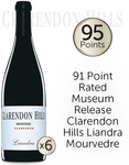 Clarendon Hills Liandra Mourvedre 2013 Case of 6 $99 + $9 Delivery @ Get Wines Direct