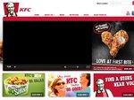 KFC - Half Price Burgers, Mondays and Tuesdays - SA only?