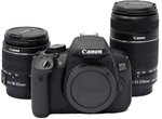 eBay Group Buy $890 CANON EOS 650D Twin Lens Kit 18-55mm & 55-250mm IS II Deal Is on
