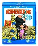 Despicable Me 3D Blu-Ray £8.16 Delivered from Amazon UK ($13.13 Using Amazon Currency Converter)