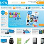 Free Shipping 23rd Jan - 28th Jan 2013 from Big W