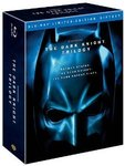 The Dark Knight Trilogy Blu-Ray $34.07 Delivered @ Amazon US