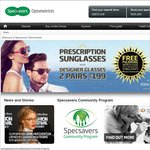 50% off Contact Lenses @ Specsavers + Free Shipping