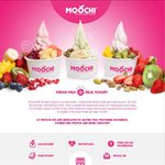 MOOCHI: FREE Regular $2 Froyo – Opening Special, Canberra Centre [ACT]