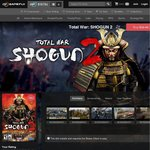 Total War: Shogun 2 - $5.62 USD [GameFly, Steam, PC]