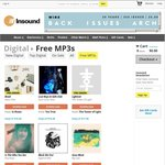 Over 3,500 Free MP3s from Insound Vinyl