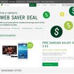 Get a FREE Samsung Galaxy Tab 3 8.0 on a 12 Month Foxtel Plan [New Foxtel Members]
