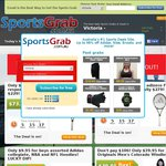 Adidas Carbon Graphite Tennis Racquets from $59.16 (up to $200 off), Kids Hoodies, $9.95 Postage Cap @ SportsGrab
