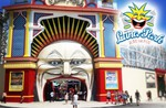 Pay NOTHING for a FULL Day of Unlimited Rides at Luna Park VIC