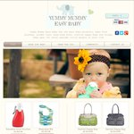 20% OFF BABY PRODUCTS @ Yummy Mummy Easy Baby Online Store