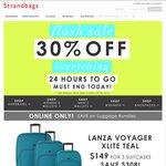 Strandbags 30% off Sitewide