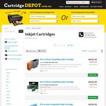 Limited Time: up to 80% off Print Cartridges and Supplies @ Cartridge Depot
