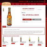 Leffe Blonde $58.99 Including Metro Delivery from Ourcellar.com.au